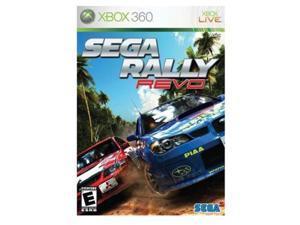 SEGA Rally Revo Xbox 360 Game