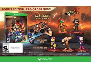 Sonic Forces Bonus Edition - Xbox One