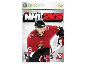 NHL 2K8 Xbox 360 Game