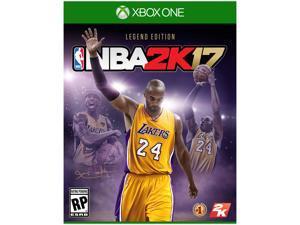 NBA 2K17 Legend Edition - Xbox One
