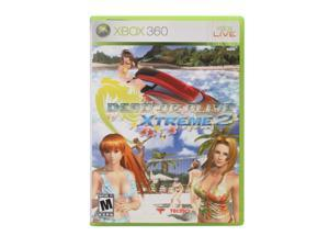 Dead or Alive Extreme Beach Volleyball 2 Xbox 360 Game TECMO