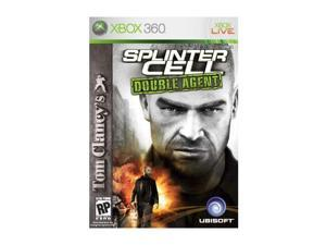 Splinter Cell: Double Agent Xbox 360 Game Ubisoft