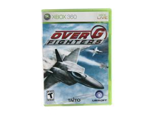 Over G Fighters Xbox 360 Game