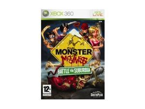 Monster Madness: Battle for Suburbia Xbox 360 Game