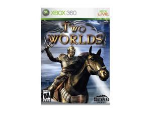 Two Worlds Xbox 360 Game SOUTH PEAK