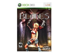 X Blades Xbox 360 Game