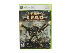 Eat Lead: Return of Matt Hazard Xbox 360 Game D3PUBLISHER
