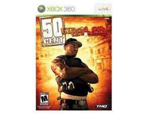 50 Cent: Blood on the Sand Xbox 360 Game SIERRA
