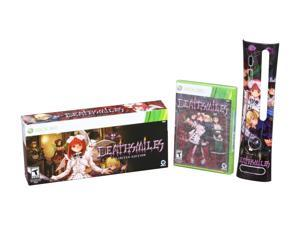 Deathsmiles Limited Edition Xbox 360 Game AKSYS GAMES