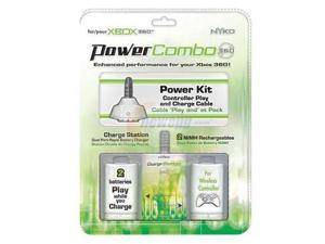NYKO Power Combo for Xbox 360