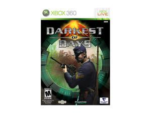 Darkest of Days Xbox 360 Game