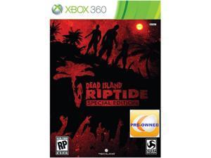 Pre-owned Dead Island Riptide  Xbox 360