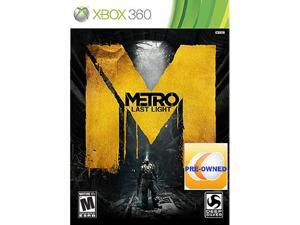 Pre-owned Metro: Last Light Xbox 360