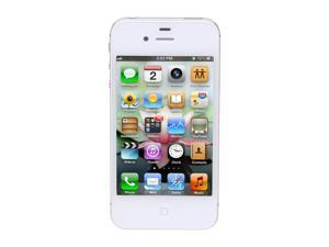 Apple iPhone 4S 16GB White 3G Cell Phone w/ 8 MP Camera / A5 Processor For AT&T (MC924LL/A)