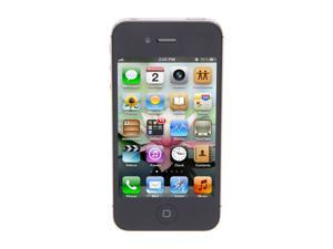 Apple iPhone 4S 16GB MC922LL/A Black 3G Cell Phone w/ 8 MP Camera / A5 Processor For AT&T (MC922LL/A)