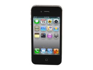 Apple iPhone 4S MD234LL/A Black 3G Dual-Core 1.0GHz 16GB Unlocked GSM Smart Phone / HD Video Recording / Intelligent Assistant ...