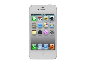 Apple iPhone 4S MD237LL/A White 3G Dual-Core 1.0GHz 16GB Unlocked GSM Smart Phone / HD Video Recording / Intelligent Assistant ...