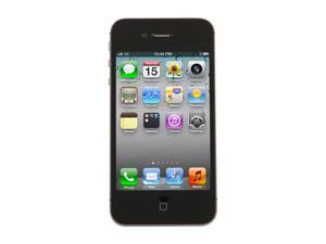 Apple iPhone 4S 16GB MC918LL/A Black 3G Cell Phone w/ 8 MP Camera / A5 Processor For AT&T (MC918LL/A)