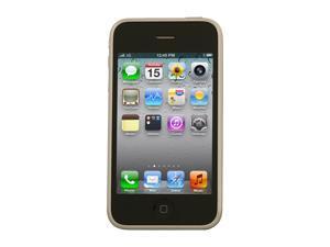 Apple iPhone 3GS MC637HN/A Black 3G Single-Core 600MHz 8GB Unlocked GSM Smart Phone