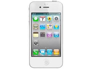 Apple iPhone 4S MD262LL/A White Unlocked GSM 3rd Party Refurbished Grade-A Phone