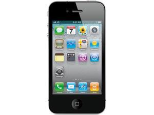 Apple iPhone 4S MD259LL/A-R Black 3rd Party Refurbished / Grade A Unlocked Cell Phone