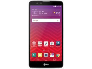 LG Stylo 2 Black Virgin Mobile Cell Phone with $35 Month of Service
