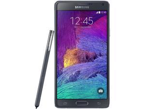 Samsung Galaxy Note 4 N910V Black Verizon + Unlocked GSM Phone