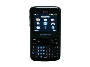 Samsung a177 Black Unlocked GSM Bar Phone with Full QWERTY Keyboard / Bluetooth with Stereo (SGH-A177)