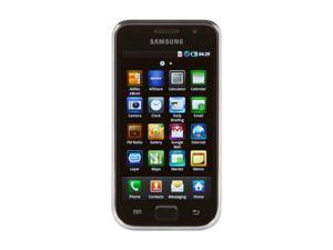 Samsung Galaxy S Black Unlocked GSM Smart Phone w/ 5.0 MP Camera, Auto focus / WiFi / GPS / 8GB Storage (I9000)