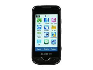 Samsung B7722 Black Unlocked GSM Smart Phone with Dual SIM