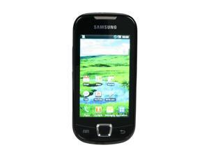 Samsung Galaxy 3 Black Unlocked GSM Smart Phone with Touch Screen (I5800)