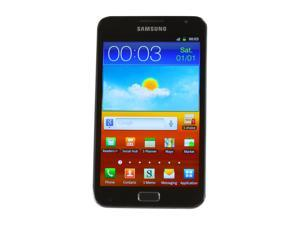 Samsung Galaxy Note 16GB N7000 Blue 3G Unlocked GSM Smart Phone w/ Android OS 2.3 / 8 MP Camera