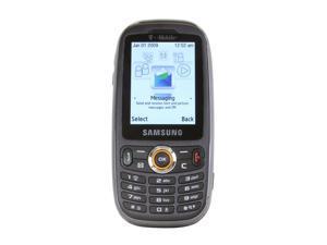 Samsung Black Unlocked Slider Cell Phone (SGH-T369)
