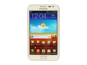 Samsung Galaxy Note 16GB White 3G Unlocked GSM Smart Phone w/ Android OS 2.3 / 8 MP Camera (N7000)