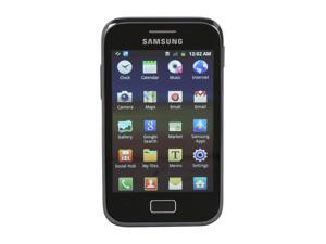 Samsung Galaxy Ace Plus GT-S7500 Black Unlocked Cell phone