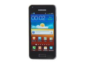 "Samsung Galaxy S Advance i9070 Black 3G Unlocked GSM Android Smart Phone w/ 4"" Super AMOLED Touch Screen, 5PM Camera"