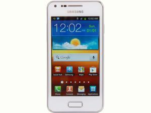 Samsung Galaxy S Advance i9070 White 3G Dual-Core 1.0GHz 8GB Unlocked GSM Android Cell Phone