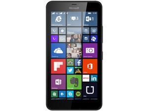 Microsoft Lumia 640 RM-1077 Black Unlocked Cell Phone