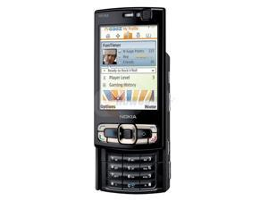 NOKIA N95 8G 3G / UMTS US Version Unlocked CellPhone w/ Wi-Fi, GPS, 5MP Camera, & Carl Zeiss Lens
