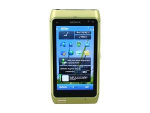 "Nokia N8 16GB Unlocked GSM Smart Phone with 12MP Camera & AMOLED Touch Screen 3.5"" Green"
