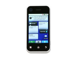"Motorola BACKFLIP Black 3G 528MHz Unlocked GSM Smart Phone w/ 3.1"" Touch Screen / Full QWERTY Keyboard - OEM"