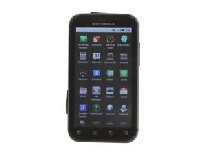 Motorola DEFY Black 3G Unlocked Water-Resistant GSM Android Smart Phone w/ Android 2.1 / 5.0 MP Camera (MB525)