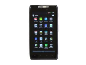 "Motorola RAZR Black 3G Unlocked Unlocked GSM Smart Phone w/ Android OS 2.3.5 / Wi-Fi / 4.3"" Touchscreen / 8 MP Camera (XT910)"