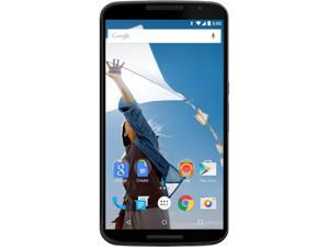 Motorola Nexus 6 XT1103 32GB 4G LTE Unlocked GSM Android v5.0 Smartphone - Blue - US Version