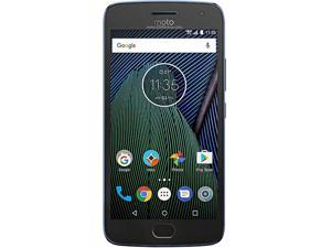 Moto G5 Plus XT1687 32GB Smartphone (Unlocked, Lunar Gray) - US Warranty