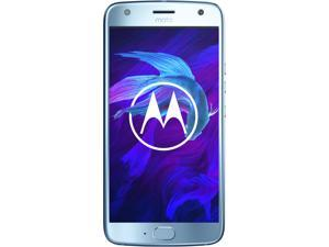 "Moto X4 (4th Gen) Unlocked Smartphone Dual Camera (5.2"" Nimbus, 32GB Storage 3GB RAM) US Warranty"