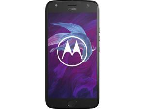 "Moto X4 (4th Gen) Unlocked Smartphone Dual Camera (5.2"" Super Black, 32GB Storage 3GB RAM) US Warranty"