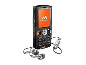 Sony Walkman W810i Black Unlocked Cell Phone