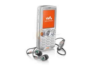 Sony Walkman W810i White Mobile Phone