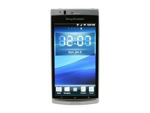"Sony Ericsson Xperia Arc Misty Silver 3G Unlocked GSM Android OS Smart Phone w/ 4.2"" Multi-Touch Reality Display / Mobile ..."
